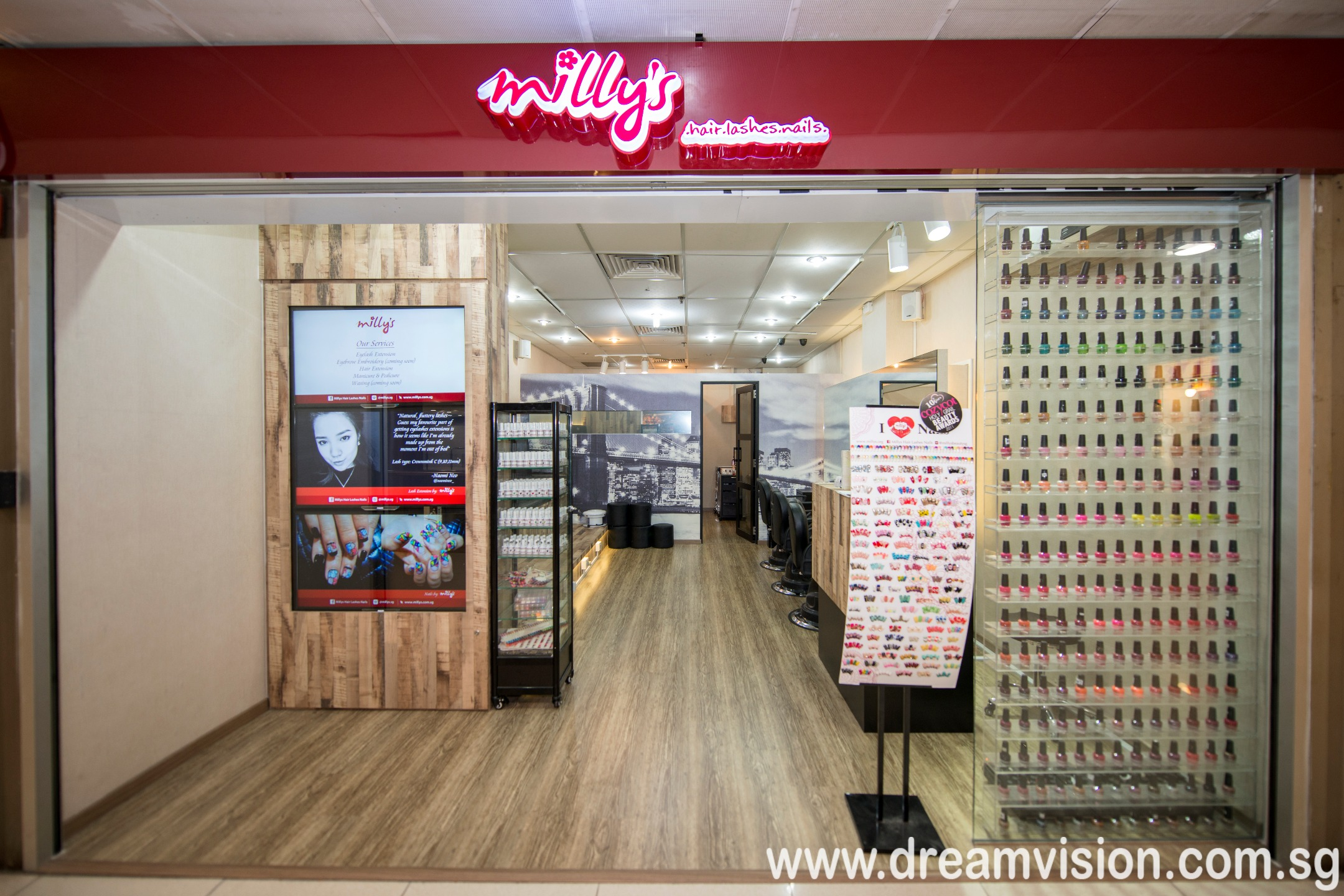 MILLY'S @ FAR EAST PLAZA