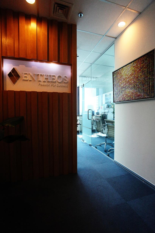 ENTHEOS @ HONG LEONG BUILDING